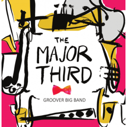 'The Major Third' CD gesigneerd