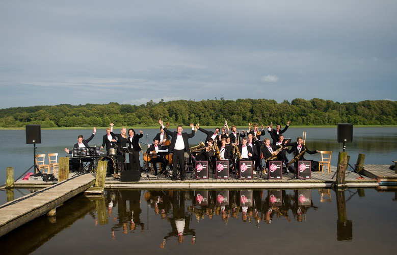 Groover Big band op Tournee 2015 in Denemarken